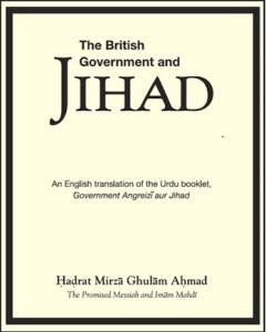 BritishGovt&Jihad
